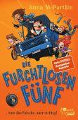 Die Furchtlosen Fünf, McPartlin, Anna, Rowohlt Verlag, EAN/ISBN-13: 9783499000607