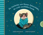 Die Geschichte vom kleinen Siebenschläfer, der nicht einschlafen konnte, Bohlmann, Sabine, EAN/ISBN-13: 9783522458429