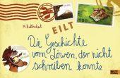 Die Geschichte vom Löwen, der nicht schreiben konnte, Baltscheit, Martin, Beltz, Julius Verlag, EAN/ISBN-13: 9783407823113