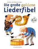 Die große goldene Liederfibel, Grüger, Heribert/Grüger, Johannes, Fischer Sauerländer, EAN/ISBN-13: 9783737363754