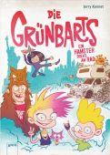 Die Grünbarts - Ein Hamster dreht am Rad, Kennet, Jerry, Arena Verlag, EAN/ISBN-13: 9783401601618