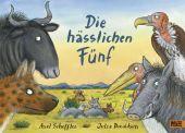 Die hässlichen Fünf, Scheffler, Axel/Donaldson, Julia, Beltz, Julius Verlag, EAN/ISBN-13: 9783407823052