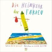 Die Heimkehr der Farben, Daywalt, Drew, Nord-Süd-Verlag, EAN/ISBN-13: 9783314104367