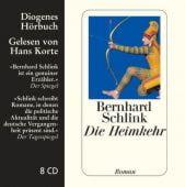 Die Heimkehr, Schlink, Bernhard, Diogenes Verlag AG, EAN/ISBN-13: 9783257800166