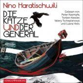 Die Katze und der General, Haratischwili, Nino, Hörbuch Hamburg, EAN/ISBN-13: 9783957131478