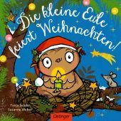 Die kleine Eule feiert Weihnachten, Weber, Susanne, Verlag Friedrich Oetinger GmbH, EAN/ISBN-13: 9783789107702