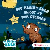 Die kleine Eule fliegt zu den Sternen, Weber, Susanne, Oetinger Media GmbH, EAN/ISBN-13: 9783837311181