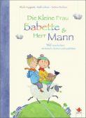 Die Kleine Frau Babette & Herr Mann, Huppertz, Nikola/Löbner, Ruth, Arena Verlag, EAN/ISBN-13: 9783401099156