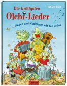 Die krötigsten Olchi-Lieder, Dietl, Erhard/Pusch, Bastian, Verlag Friedrich Oetinger GmbH, EAN/ISBN-13: 9783789185526