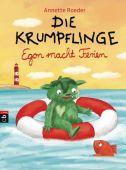 Die Krumpflinge - Egon macht Ferien, Roeder, Annette, cbj, EAN/ISBN-13: 9783570173954