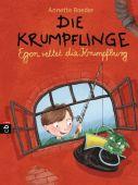Die Krumpflinge - Egon rettet die Krumpfburg, Roeder, Annette, cbj, EAN/ISBN-13: 9783570172629