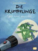 Die Krumpflinge - Egon wird erwischt!, Roeder, Annette, cbj, EAN/ISBN-13: 9783570158593