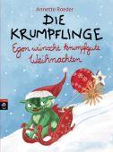 Die Krumpflinge - Egon wünscht krumpfgute Weihnachten, Roeder, Annette, cbj, EAN/ISBN-13: 9783570173442