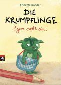 Die Krumpflinge - Egon zieht ein!, Roeder, Annette, cbj, EAN/ISBN-13: 9783570158586