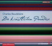 Die künstlichen Paradiese, Baudelaire, Charles, Hörbuch Hamburg, EAN/ISBN-13: 9783899030334