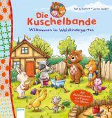 Die Kuschelbande - Willkommen im Waldkindergarten, Richert, Katja, Arena Verlag, EAN/ISBN-13: 9783401707839
