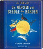 Die Märchen von Beedle dem Barden (vierfarbig illustrierte Schmuckausgabe), Rowling, J K, EAN/ISBN-13: 9783551557100