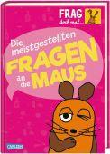 Die meistgestellten Fragen an die Maus, Nase, Daniela, Carlsen Verlag GmbH, EAN/ISBN-13: 9783551252357