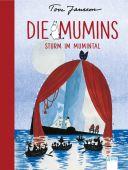 Die Mumins (5). Sturm im Mumintal, Jansson, Tove, Arena Verlag, EAN/ISBN-13: 9783401602844