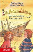 Die Nordseedetektive - Der versunkene Piratenschatz, Göschl, Bettina/Wolf, Klaus-Peter, EAN/ISBN-13: 9783833736834