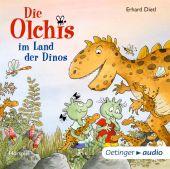 Die Olchis im Land der Dinos (CD), Dietl, Erhard, Oetinger audio, EAN/ISBN-13: 9783837310542