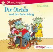 Die Olchis und der faule König, Dietl, Erhard, Oetinger Media GmbH, EAN/ISBN-13: 9783837311242