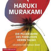Die Pilgerjahre des farblosen Herrn Tazaki, Murakami, Haruki, Hörbuch Hamburg, EAN/ISBN-13: 9783899038958