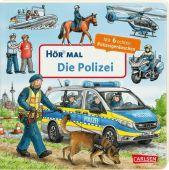 Die Polizei, Zimmer, Christian, Carlsen Verlag GmbH, EAN/ISBN-13: 9783551251879