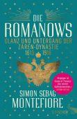 Die Romanows, Sebag Montefiore, Simon, Fischer, S. Verlag GmbH, EAN/ISBN-13: 9783100506108