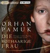 Die rothaarige Frau, Pamuk, Orhan, Der Hörverlag, EAN/ISBN-13: 9783844526851