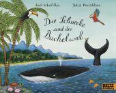 Die Schnecke und der Buckelwal, Donaldson, Julia, Beltz, Julius Verlag, EAN/ISBN-13: 9783407761392