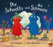 Die Schnetts und die Schmoos, Scheffler, Axel/Donaldson, Julia, Beltz, Julius Verlag, EAN/ISBN-13: 9783407754448