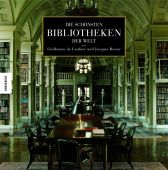 Die schönsten Bibliotheken der Welt, Laubier, Guillaume de/Bosser, Jacques, Knesebeck Verlag, EAN/ISBN-13: 9783896601803
