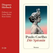 Die Spionin, Coelho, Paulo, Diogenes Verlag AG, EAN/ISBN-13: 9783257803778