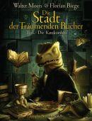 Die Stadt der Träumenden Bücher (Comic), Moers, Walter, Knaus, Albrecht Verlag, EAN/ISBN-13: 9783813505023