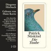 Die Taube, Süskind, Patrick, Diogenes Verlag AG, EAN/ISBN-13: 9783257801613