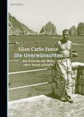 Die Unerwünschten, Gian Carlo, Fusco, Berenberg Verlag, EAN/ISBN-13: 9783937834696