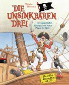 Die Unsinkbaren Drei - Die unglaublichen Abenteuer der besten Piraten der Welt, Nünnerich, Wilhelm, EAN/ISBN-13: 9783570174203