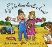 Die Vogelscheuchenhochzeit, Scheffler, Axel/Donaldson, Julia, Beltz, Julius Verlag, EAN/ISBN-13: 9783407821966
