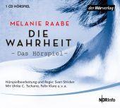 DIE WAHRHEIT - Das Hörspiel, Raabe, Melanie, Der Hörverlag, EAN/ISBN-13: 9783844527193