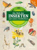 Die Welt der Insekten und andere Krabbeltiere. Mitmachen und Entdecken, Egan, Vicky, EAN/ISBN-13: 9783788621827