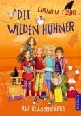 Die wilden Hühner auf Klassenfahrt, Funke, Cornelia, Dressler, Cecilie Verlag, EAN/ISBN-13: 9783791500812