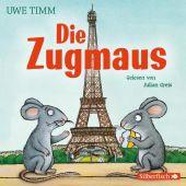 Die Zugmaus, Timm, Uwe, Silberfisch, EAN/ISBN-13: 9783745600452