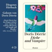 Diebe und Vampire, Dörrie, Doris, Diogenes Verlag AG, EAN/ISBN-13: 9783257803570