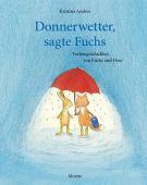 Donnerwetter, sagte Fuchs, Andres, Kristina, Moritz Verlag, EAN/ISBN-13: 9783895653513
