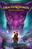 Drachenzähmen leicht gemacht (11). Verräterisches Drachenmal, Cowell, Cressida, Arena Verlag, EAN/ISBN-13: 9783401602400