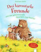 Drei bärenstarke Freunde und das geheimnisvolle Quietsch-Hup-Knatter, Dahle, Stefanie, Arena Verlag, EAN/ISBN-13: 9783401096315