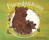 Du bist mein Lieblingsbär, Scheuer, Benjamin, Gerstenberg Verlag GmbH & Co.KG, EAN/ISBN-13: 9783836960328