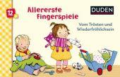 Duden: Allererste Fingerspiele - Vom Trösten und Wiederfröhlichsein, Fischer Duden, EAN/ISBN-13: 9783737333689