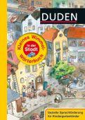 Duden - Kleines Wimmel-Wörterbuch - In der Stadt, Fischer Duden, EAN/ISBN-13: 9783737330398